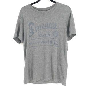 Pilsner Urquell  Czech Beer T-shirt Large